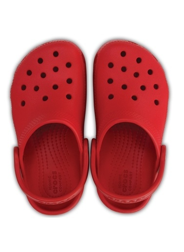 Crocs Classic Clog  Kırmızı Çocuk Terlik  Cr0383-6En Kırmızı